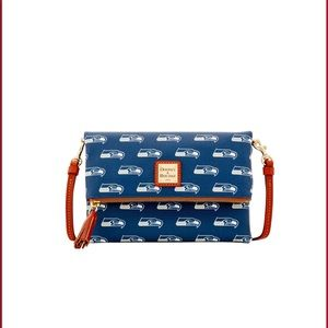 NEW DOONEY & BOURKE Seattle Seahawks Cross Body